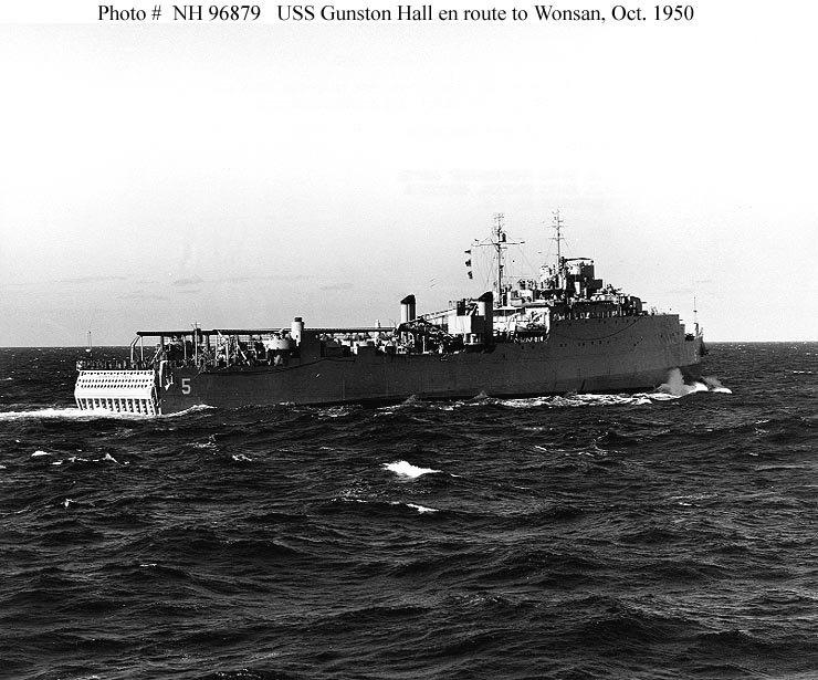 LANDING SHIP DOCK (LSD) CLASSE ASHLAND  Uss_gu43