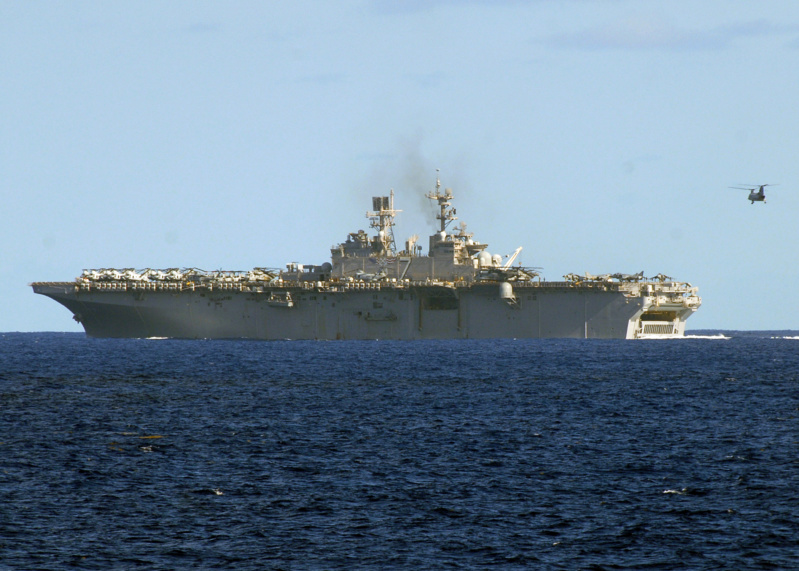LANDING HELICOPTER DOCK (LHD) CLASSE WASP (TERMINE) Uss_iw19