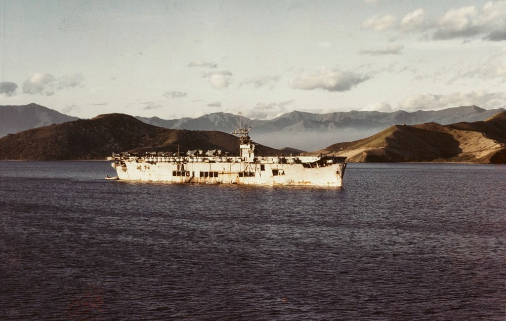 PORTE-AVIONS USS ENTERPRISE (CVN-65) Uss_s142