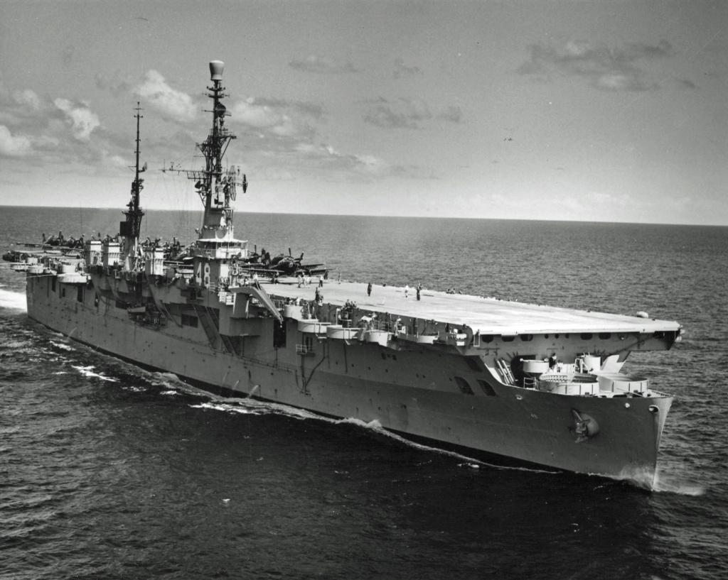 PORTE-AVIONS USS ENTERPRISE (CVN-65) Uss_s143
