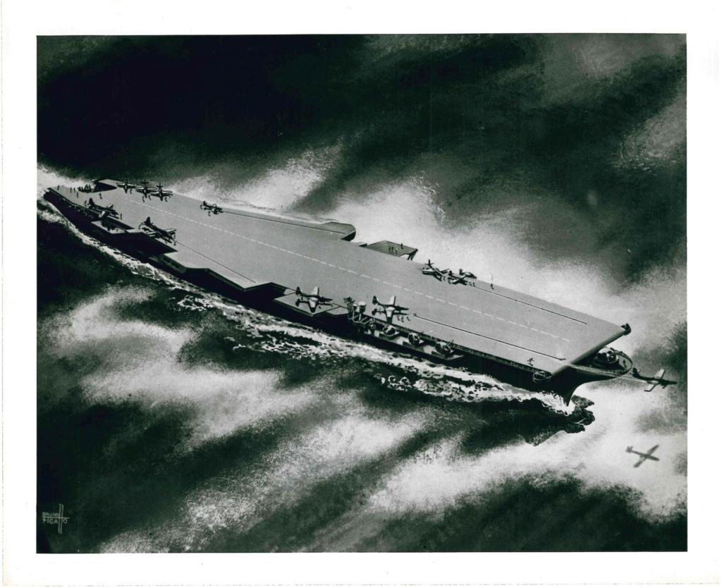 PORTE-AVIONS USS ENTERPRISE (CVN-65) Uss_un12