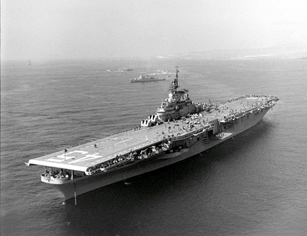 PORTE-AVIONS USS ENTERPRISE (CVN-65) Uss_va35
