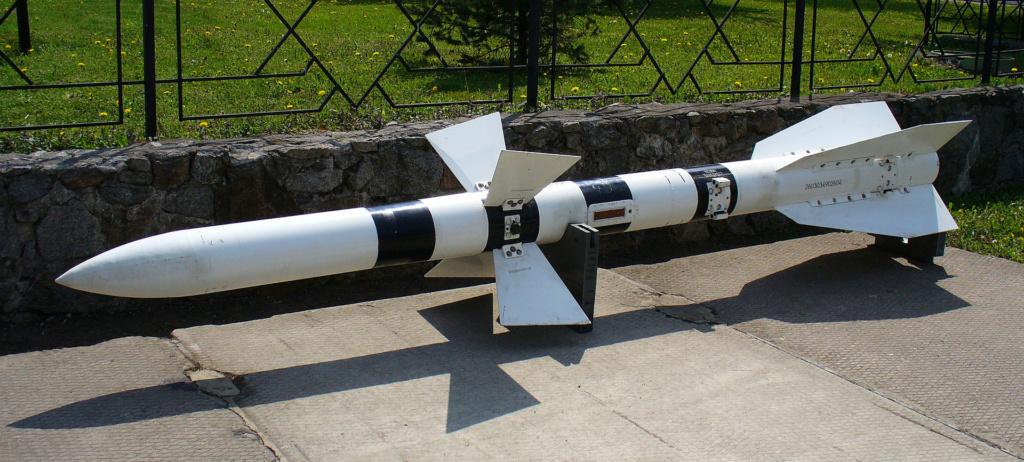 "MIKOYAN GOUREVITCH (MIG) MiG-29 ""FULCRUM""  Vympel10"