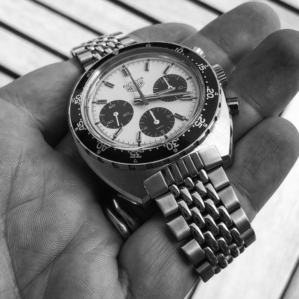 Heuer Autavia réf 73663 Siffert color 22821810