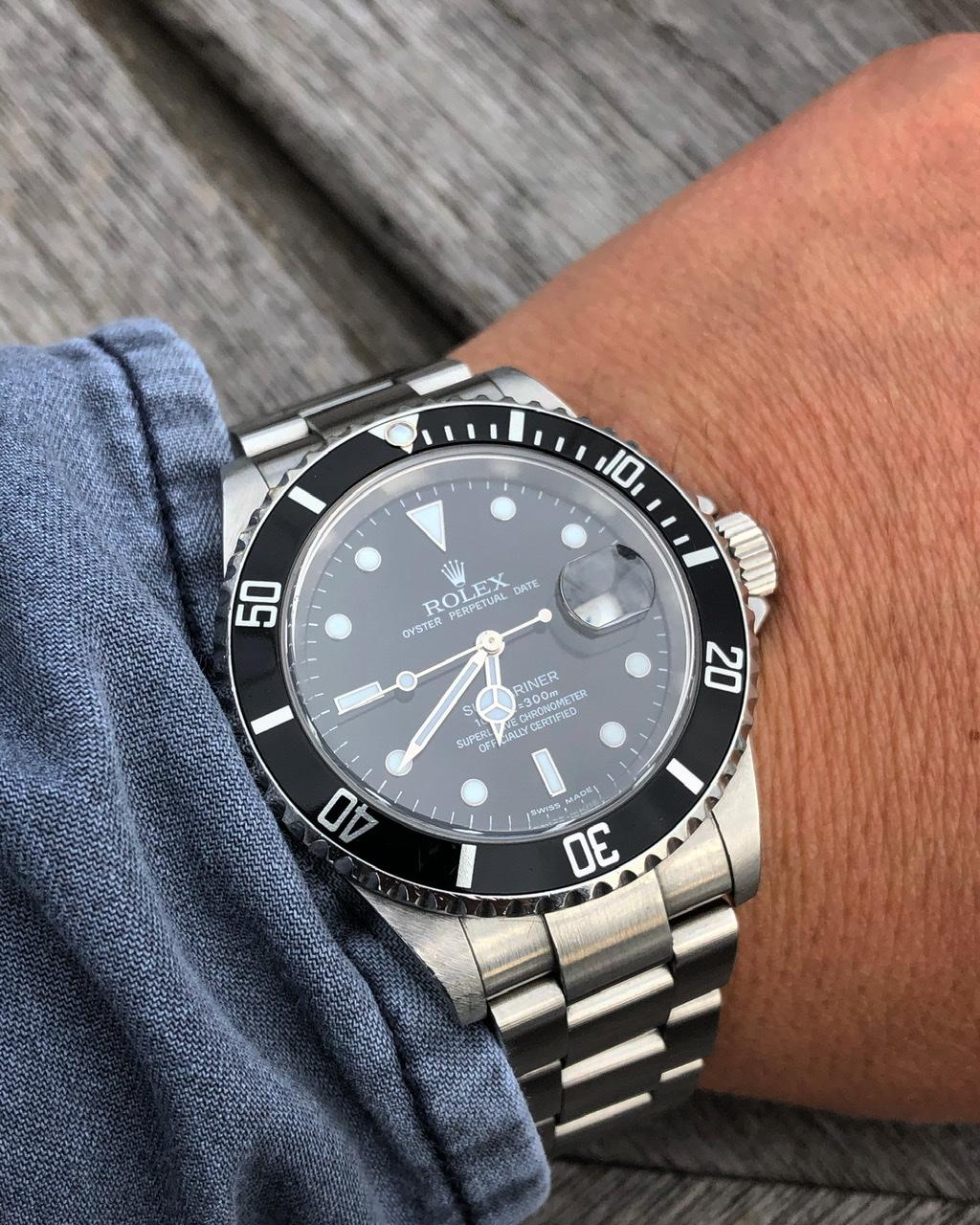 La montre du vendredi, le TGIF watch! - Page 36 F59f5a10