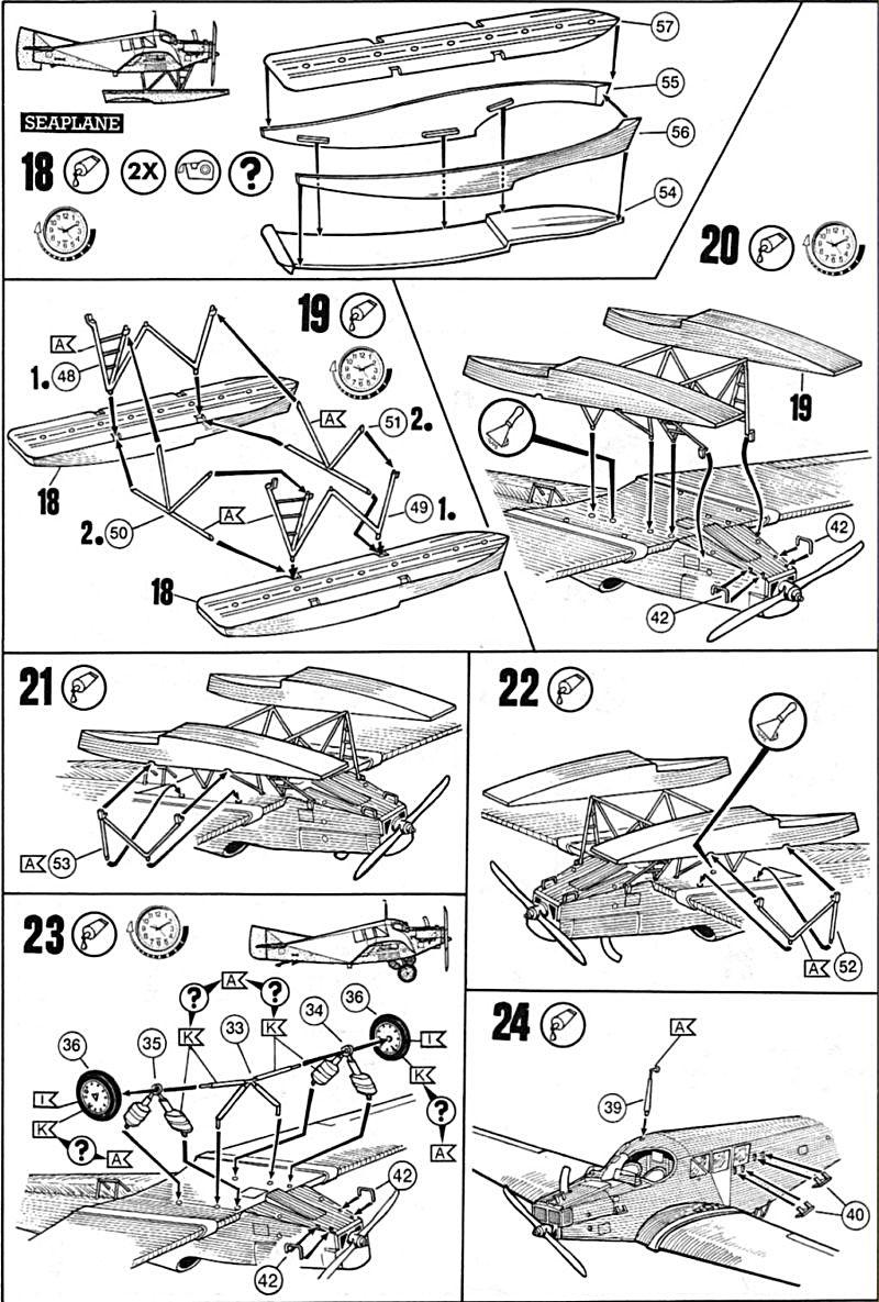 Fil rouge 2019 : Junkers F.13 - (Revell 1/72) *** Terminé en pg 4 Juf13-13