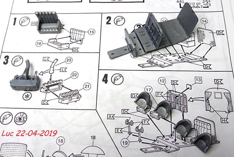 Fil rouge 2019 : Junkers F.13 - (Revell 1/72) *** Terminé en pg 4 Juf13-22
