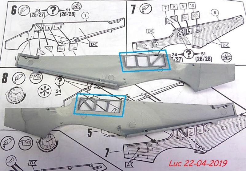 Fil rouge 2019 : Junkers F.13 - (Revell 1/72) *** Terminé en pg 4 Juf13-23
