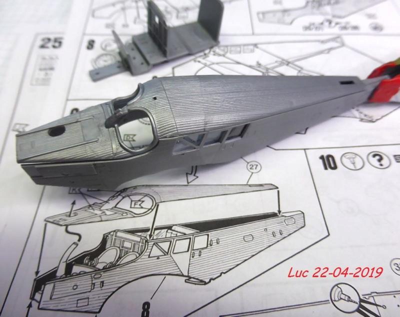 Fil rouge 2019 : Junkers F.13 - (Revell 1/72) *** Terminé en pg 4 Juf13-24