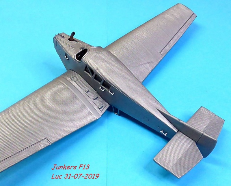 Fil rouge 2019 : Junkers F.13 - (Revell 1/72) *** Terminé en pg 4 - Page 3 Juf13-33