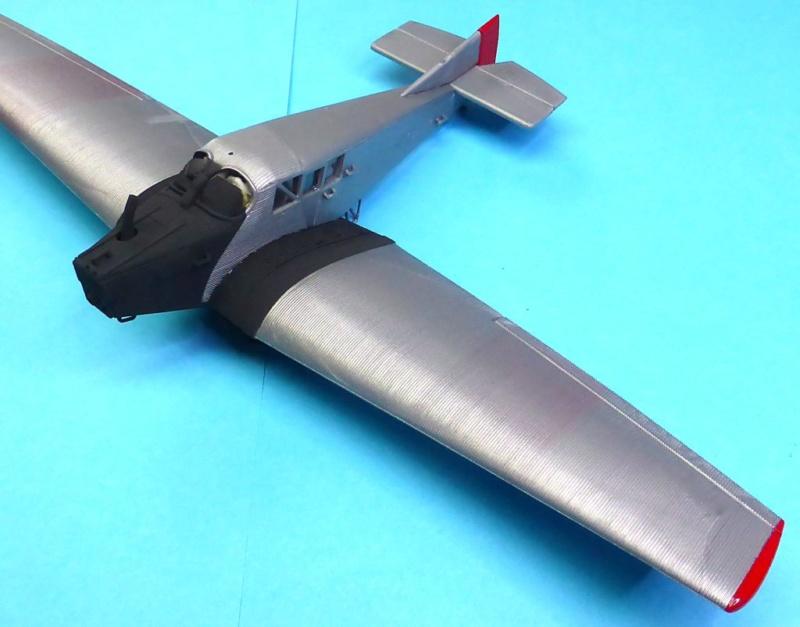Fil rouge 2019 : Junkers F.13 - (Revell 1/72) *** Terminé en pg 4 - Page 3 Juf13-38