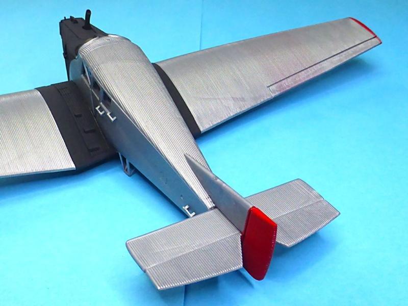 Fil rouge 2019 : Junkers F.13 - (Revell 1/72) *** Terminé en pg 4 - Page 3 Juf13-40