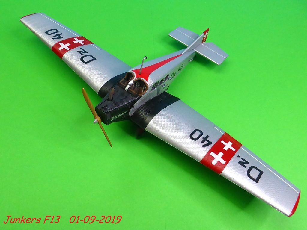 Fil rouge 2019 : Junkers F.13 - (Revell 1/72) *** Terminé en pg 4 - Page 4 Juf13-49