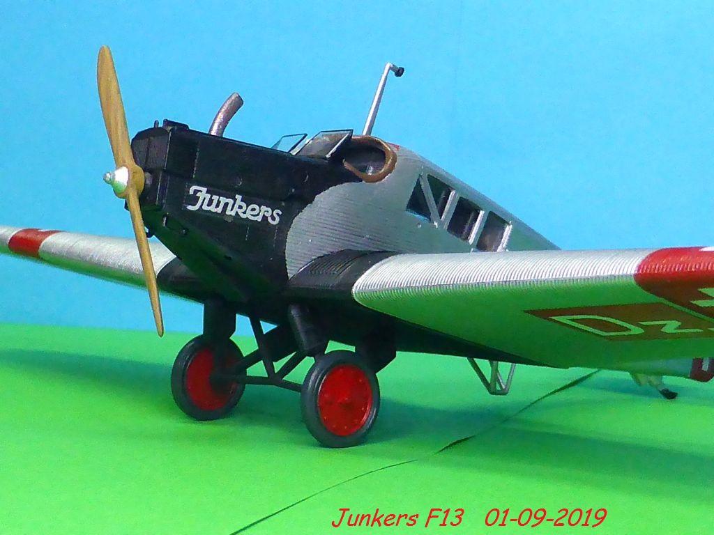 Fil rouge 2019 : Junkers F.13 - (Revell 1/72) *** Terminé en pg 4 - Page 4 Juf13-50
