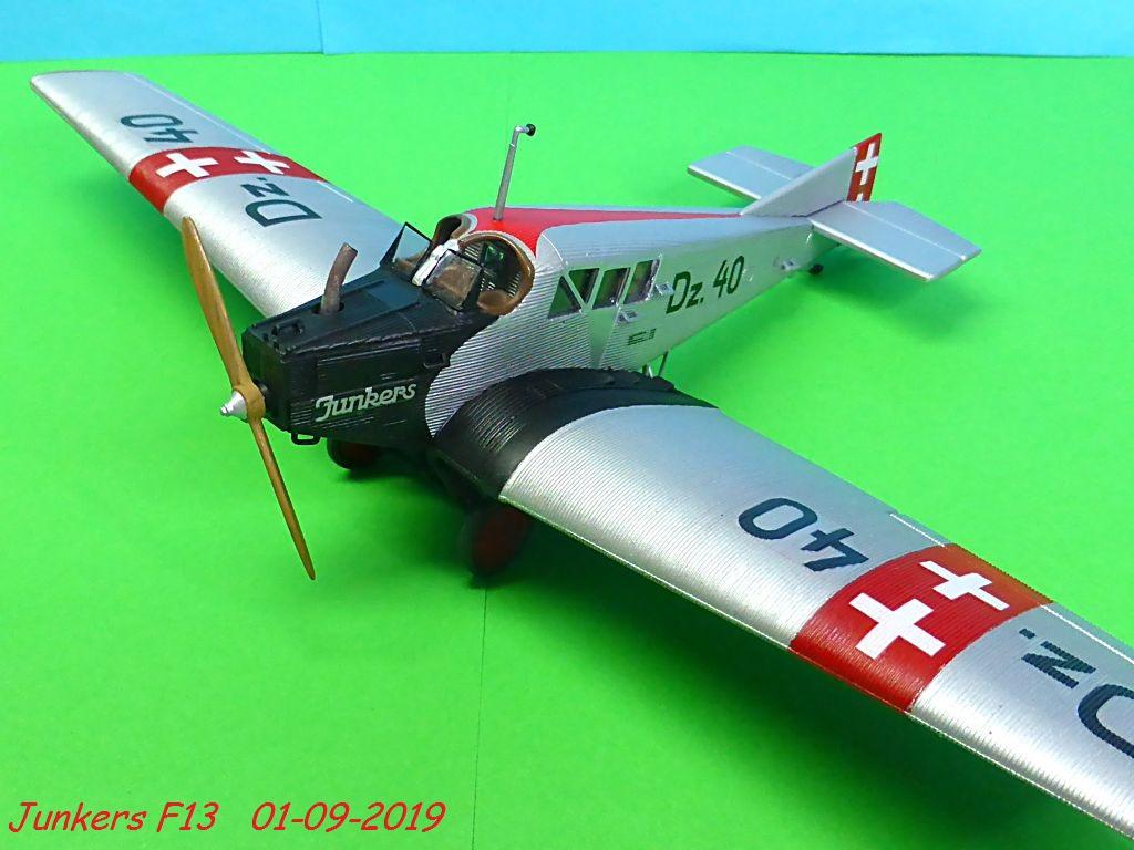 Fil rouge 2019 : Junkers F.13 - (Revell 1/72) *** Terminé en pg 4 - Page 4 Juf13-51