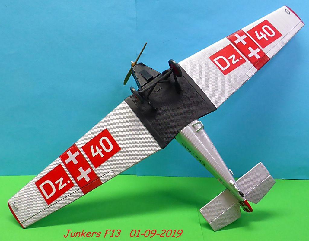 Fil rouge 2019 : Junkers F.13 - (Revell 1/72) *** Terminé en pg 4 - Page 4 Juf13-55