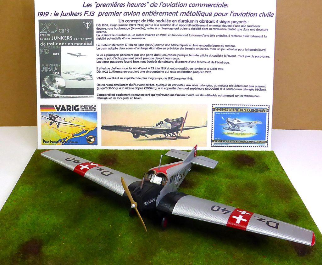 Fil rouge 2019 : Junkers F.13 - (Revell 1/72) *** Terminé en pg 4 - Page 4 Juf13-56