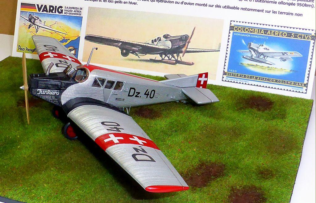Fil rouge 2019 : Junkers F.13 - (Revell 1/72) *** Terminé en pg 4 - Page 4 Juf13-57