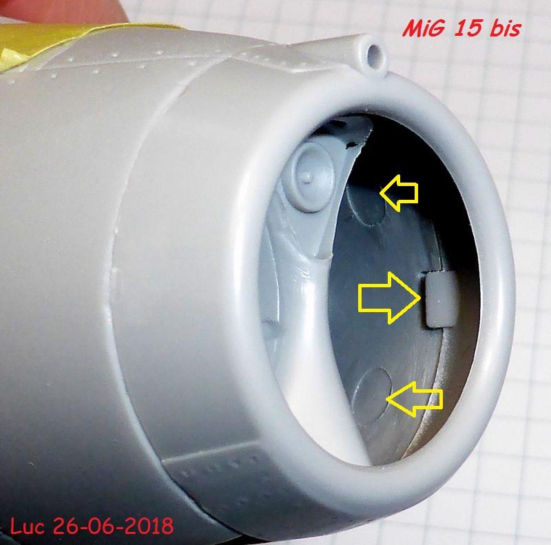 Un MiG-15 bis pour mon ami Patrick (Trumpeter 1/32) - Page 2 Mig15-14