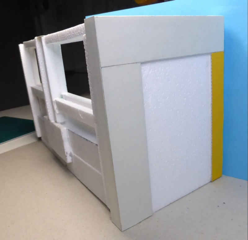 Diorama Mistel 1 - les préparatifs d'un grand BOUM - Page 9 Mistel13