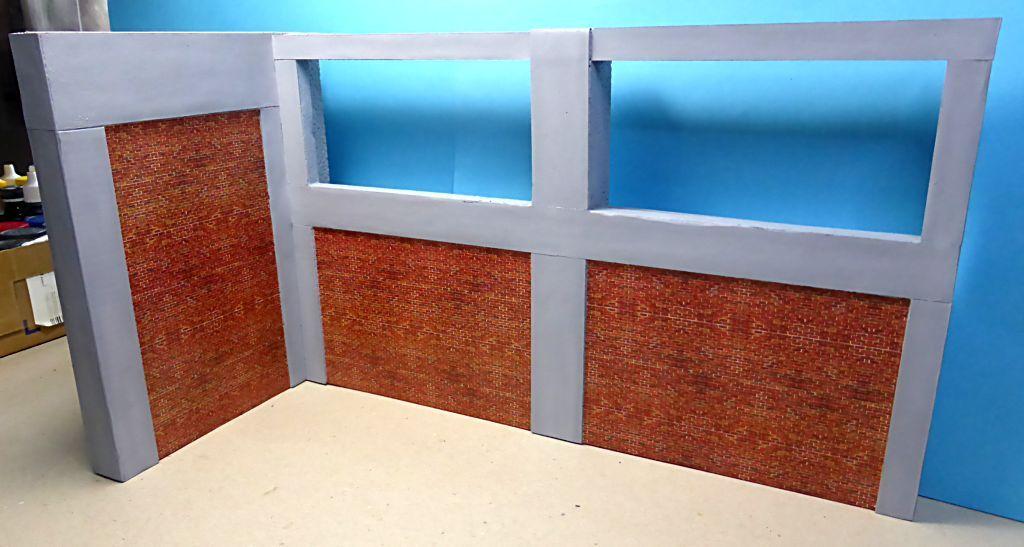 Diorama Mistel 1 - les préparatifs d'un grand BOUM - Page 9 Mistel14