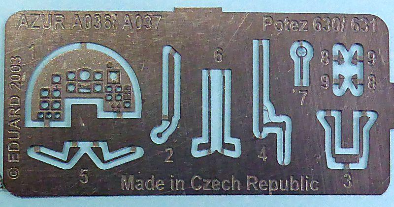 Fil rouge 2020 : [AZUR] Potez 637-A3 Pot63719