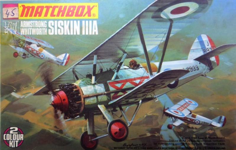 PK -11 Hawlker Hurricane IIC 1/72 Matchbox FINI!!!!!!! Siskin10