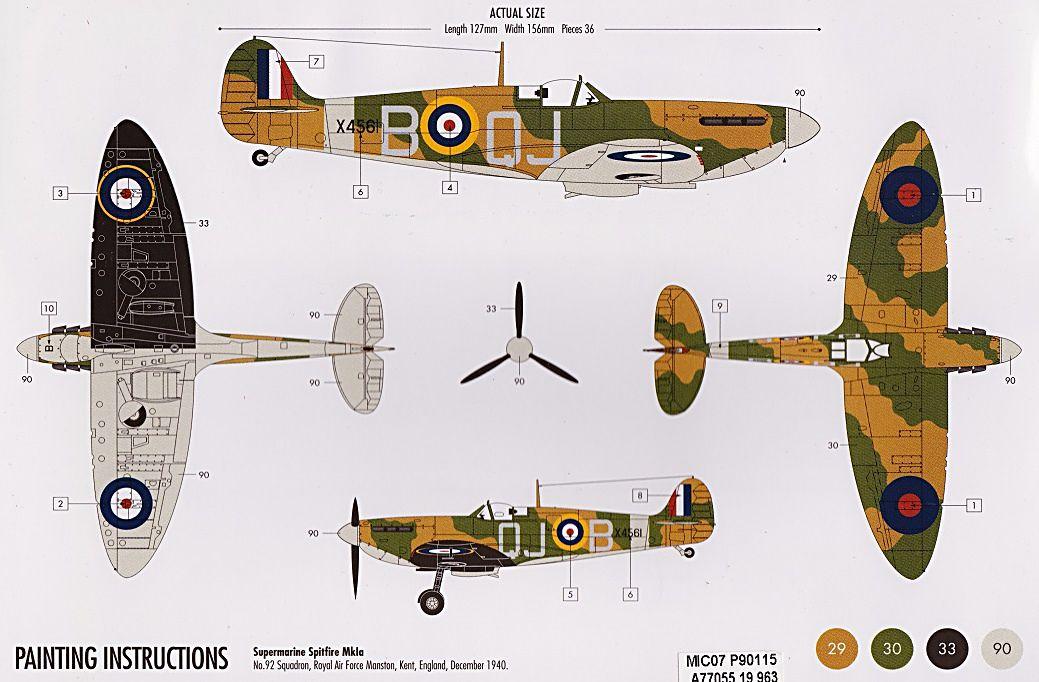 [Heller] Spitfire 1A -Fini. Smk1a013
