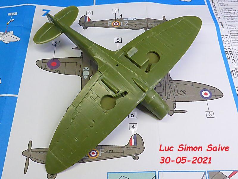 [Heller] Spitfire 1A -Fini. Smk1a017