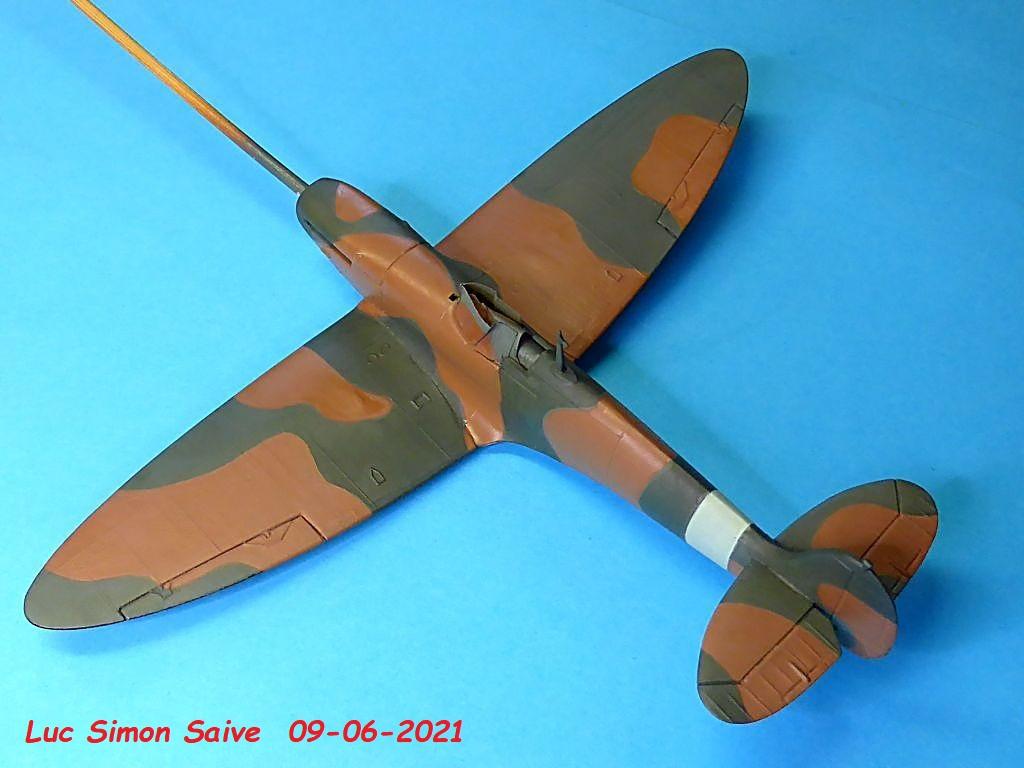 [Heller] Spitfire 1A -Fini. - Page 2 Smk1a114