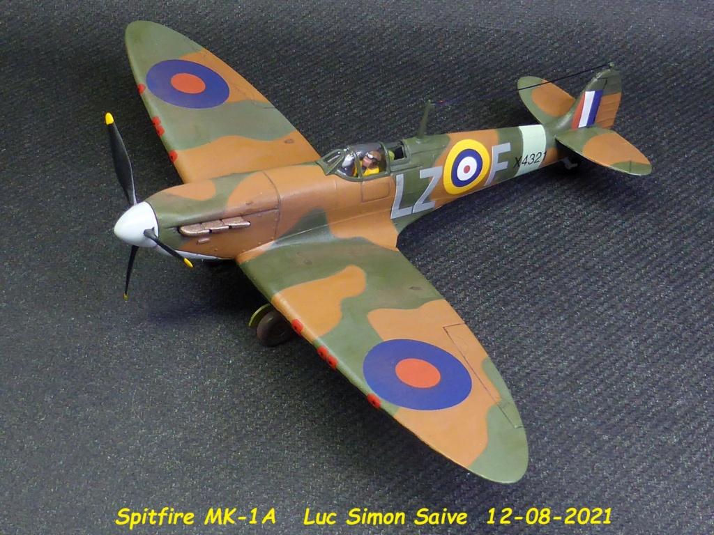 [Heller] Spitfire 1A -Fini. - Page 2 Smk1a116