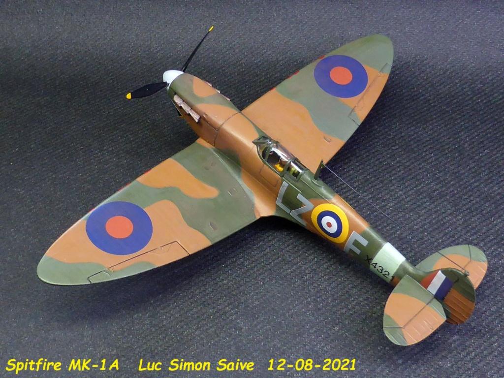 [Heller] Spitfire 1A -Fini. - Page 2 Smk1a117