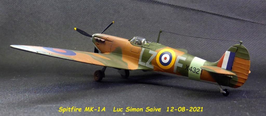 [Heller] Spitfire 1A -Fini. - Page 2 Smk1a118