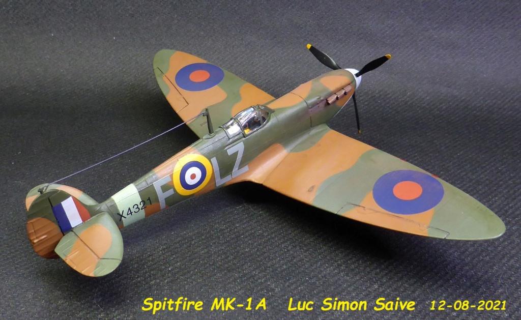 [Heller] Spitfire 1A -Fini. - Page 2 Smk1a119