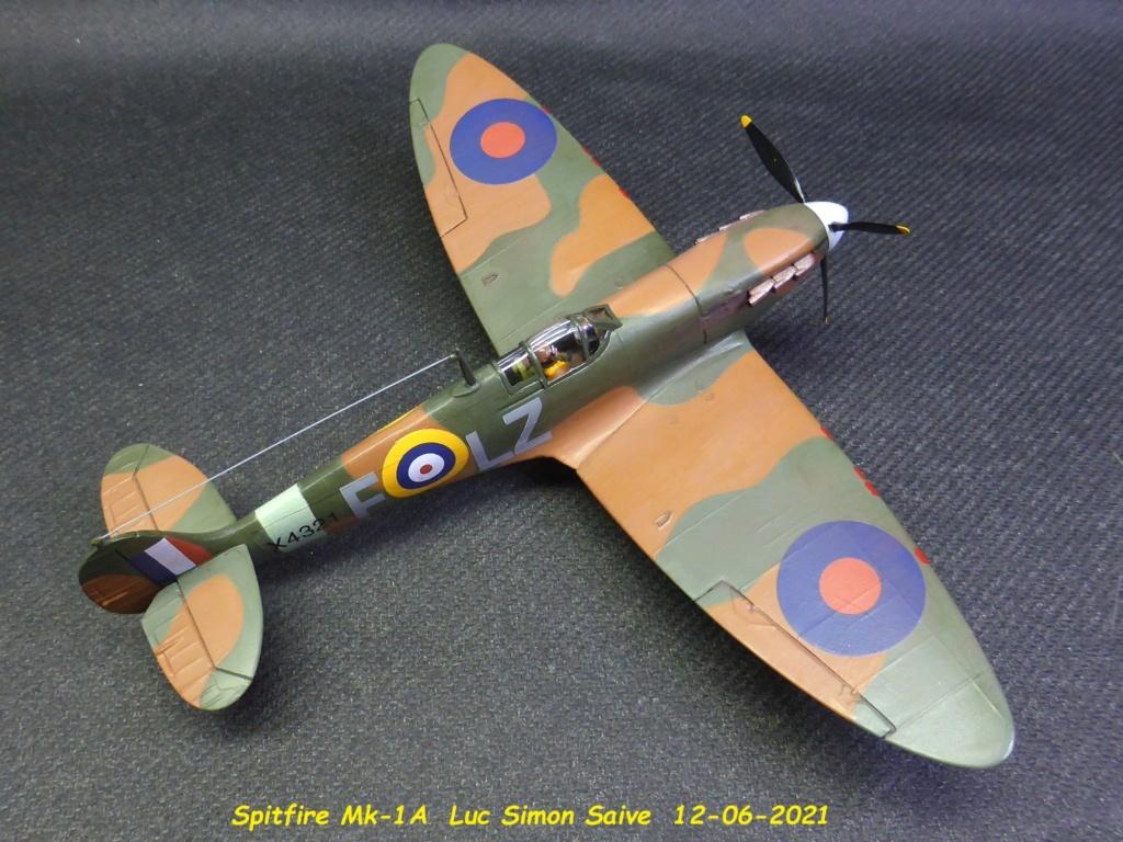 [Heller] Spitfire 1A -Fini. - Page 2 Smk1a212