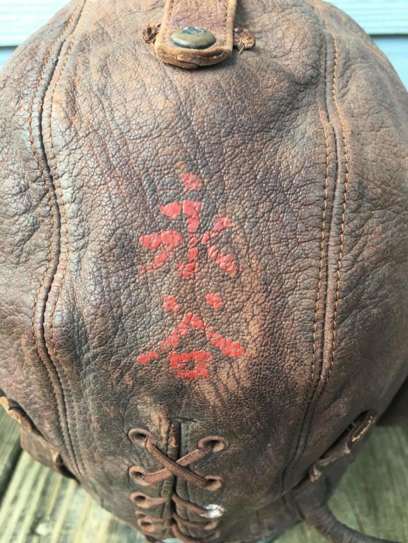 Gants de vol armée impériale japonaise. Img_1511