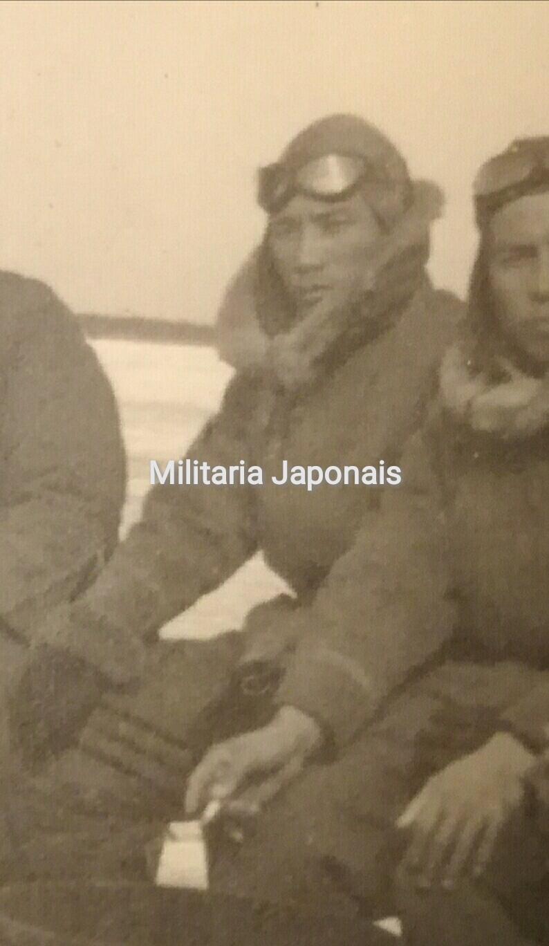 Gants de vol armée impériale japonaise. Img_2119