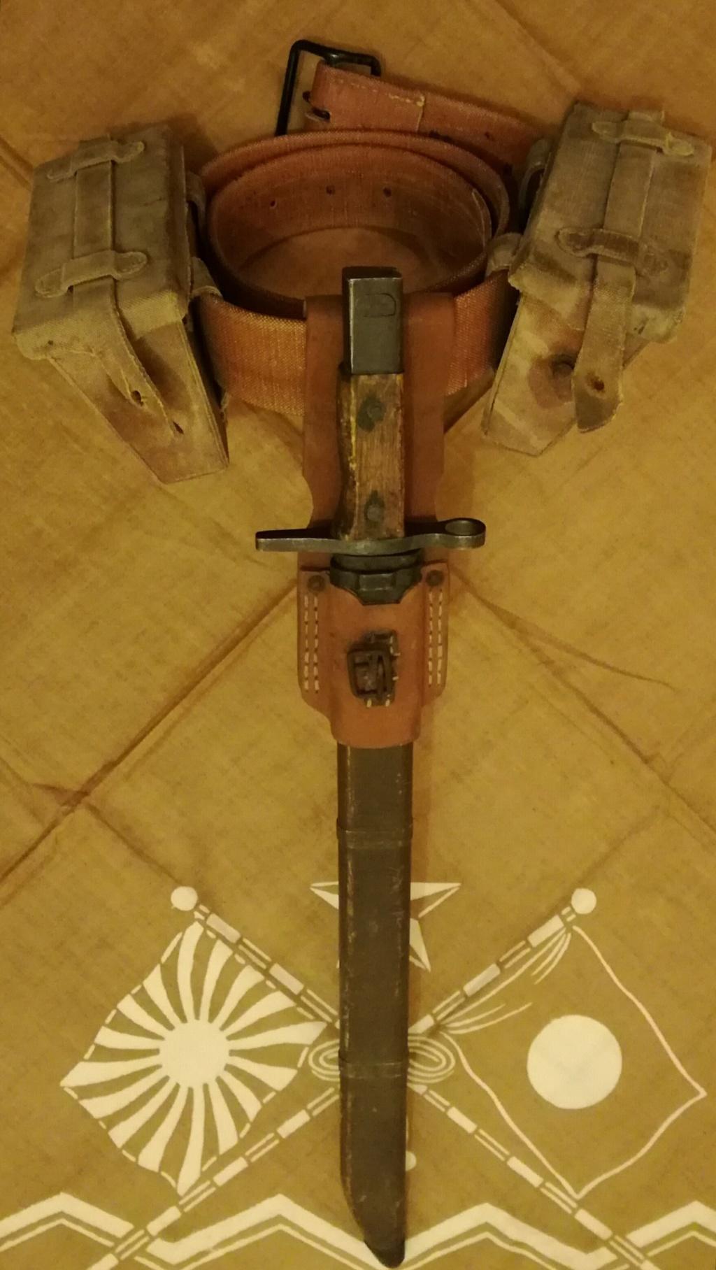 Une baïonnette fin de guerre. Img_2155