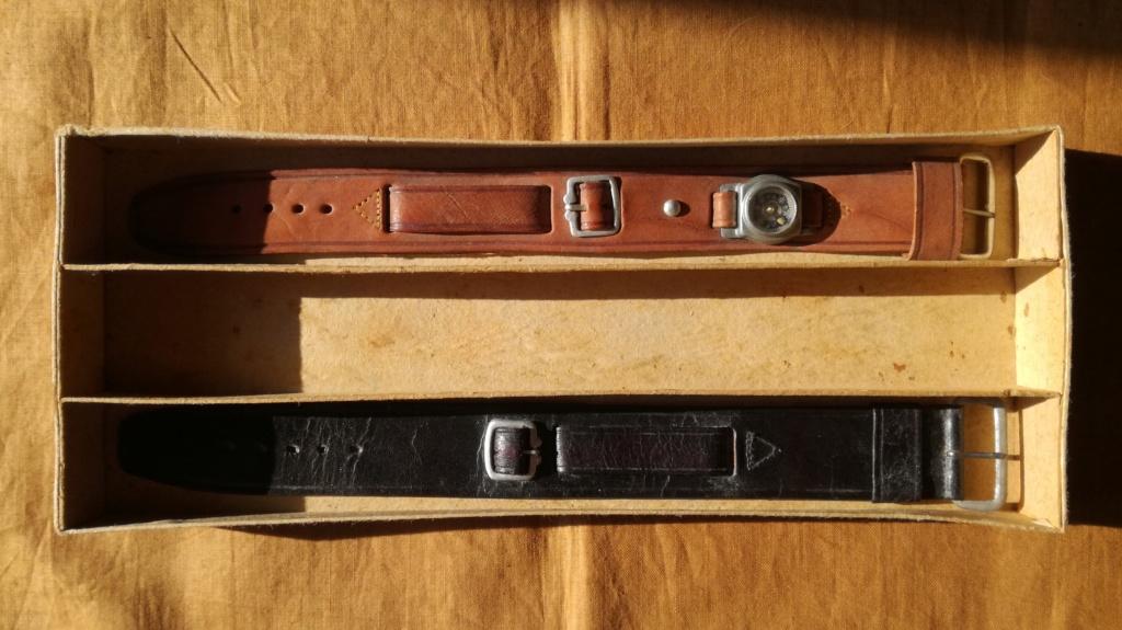 Ma collection de bracelets de montres japonais de la seconde guerre mondiale. Img_2196