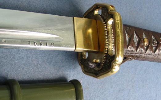 Doute Gunto type 95 Japan_10