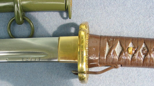Doute Gunto type 95 Japan_11
