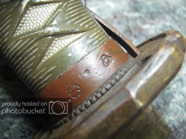 Doute shin gunto type 95 T2ec1610