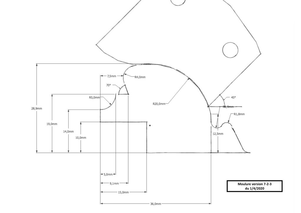 Porte d'entrée vitrée avec  grand cadre - Page 5 Coupe_20