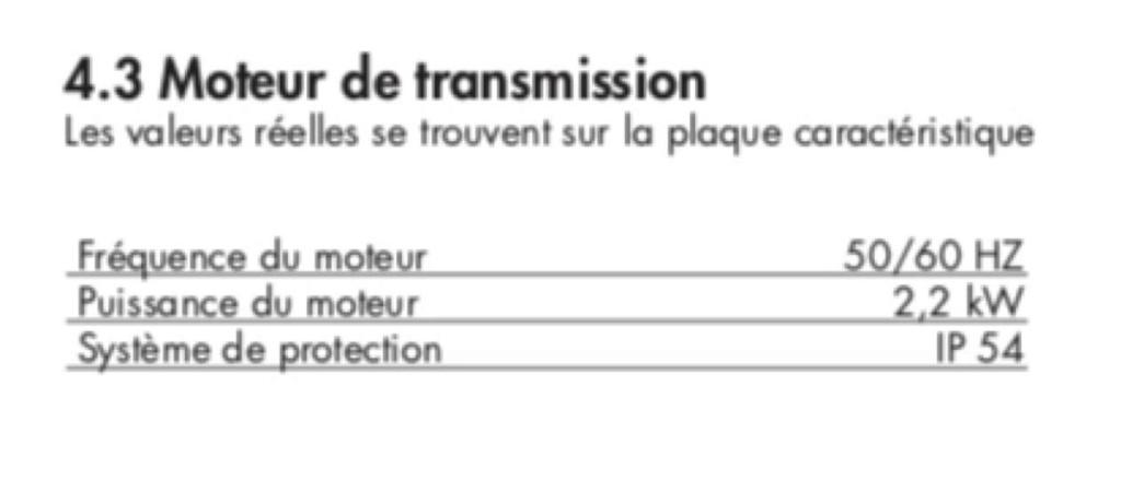 Panne moteur aspiration centralisée AF 14 - Page 2 Puissa10
