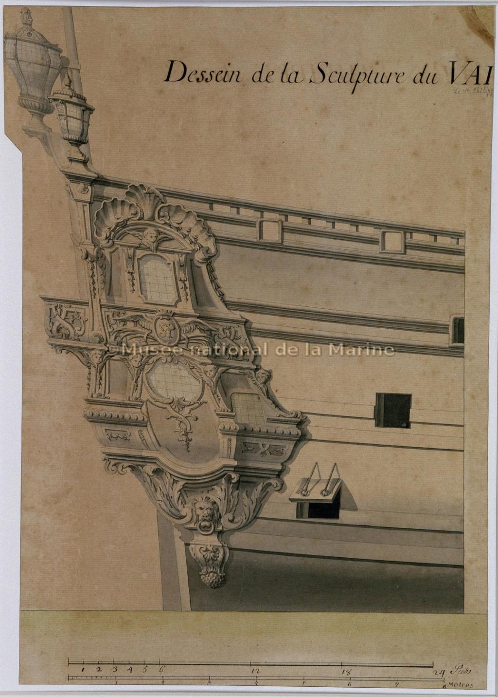 Tranche arrière du St. Philippe M5026-17