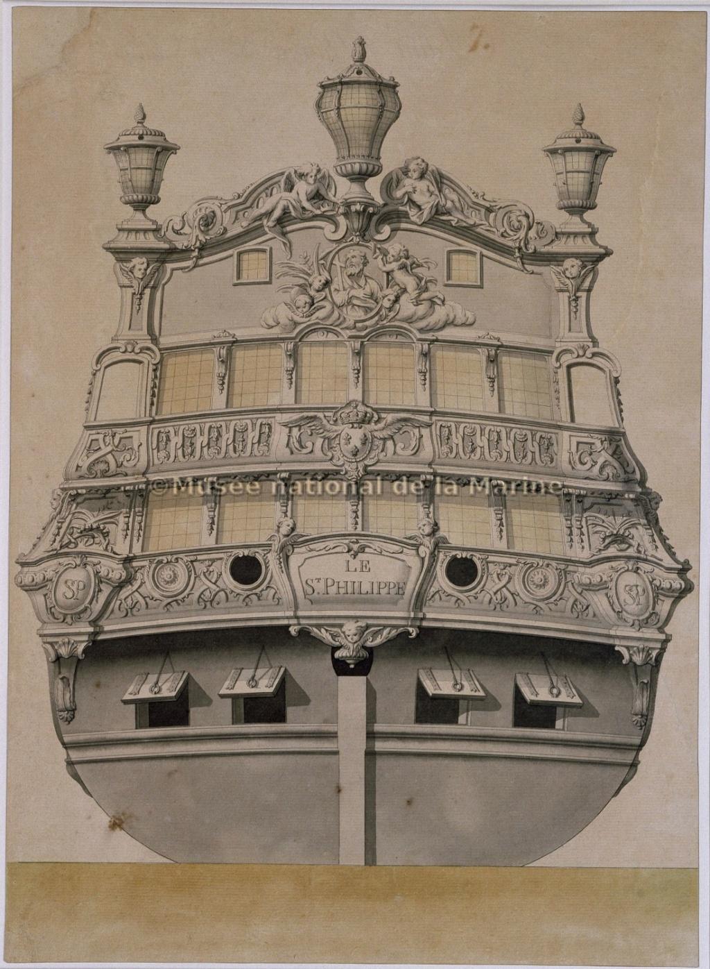 Tranche arrière du St. Philippe M5026-18