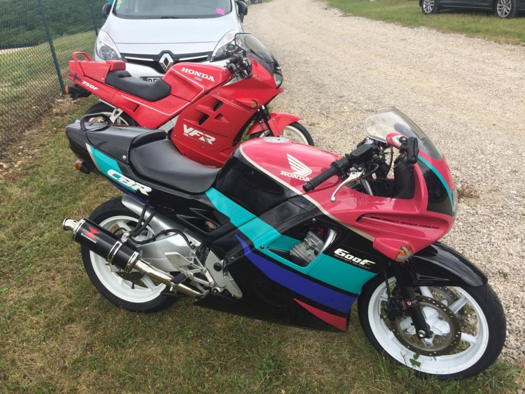 Honda CBR 600 F 1991 PC25 2400€ [vendue] Cbr11