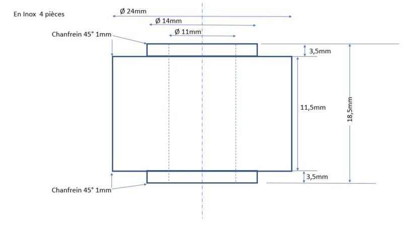 Help Entretoises Braking Oversize Entret10