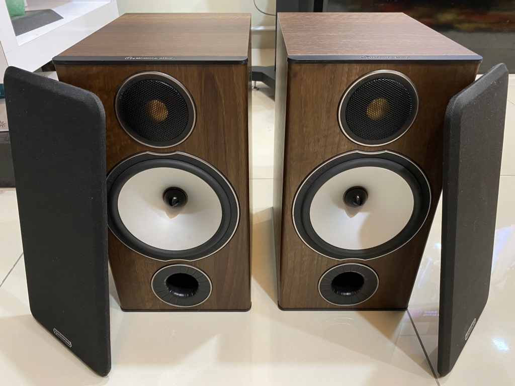 Monitor Audio Bx2 Bookshelf Speaker [Used] Wechat22