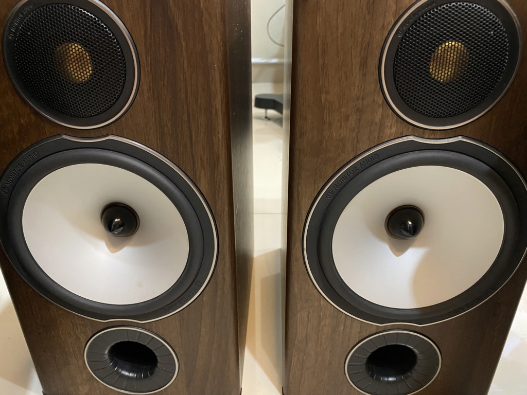 Monitor Audio Bx2 Bookshelf Speaker [Used] Wechat23